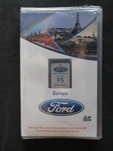 F Europe Latest Map Update To Ff Ford Lincoln Navigation Sd Card Map