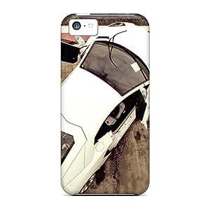Anti-scratch Case Cover Phone Case Protective Lamborghini Adventor Case For Iphone 5c