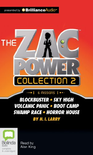 (Zac Power Collection #2)
