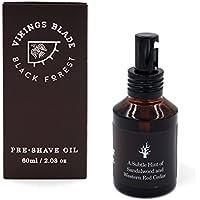 VIKINGS BLADE 'Black Forest' Pre Shave Oil, Sandalwood & Western Red Cedar