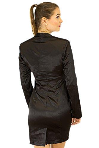 Made Italy - Camiseta sin mangas - para mujer negro