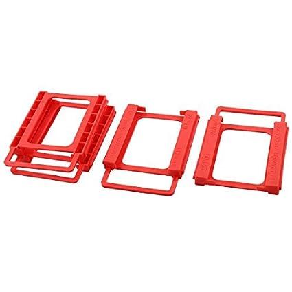 eDealMax plástico sin tornillos Instalación del ordenador portátil DE 2,5 pulgadas a 3,