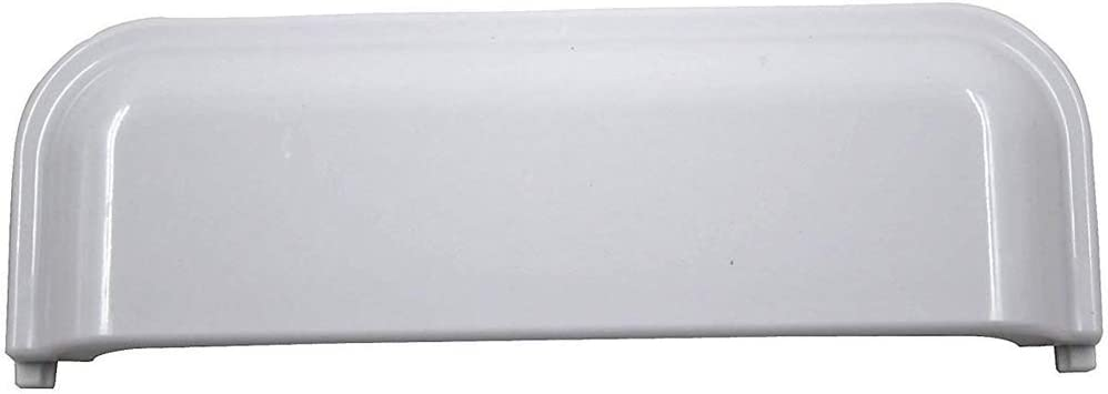 W10861225 Door Handle for Whirlpool & Kenmore Dryers Replaces Part for AP5999398, PS11731583, W10714516, and W10714516 Dryer Door Handle Unbreakable Replacement