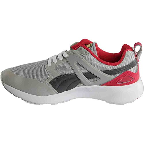 Women's Basic Geranium Sneaker Violet B M 8 Grey Sports Arial PUMA PH6x7qwZw