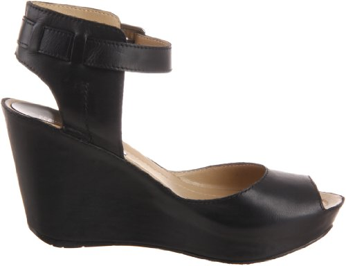 Sandal Kenneth Sole Wedge REACTION Women's Heart Black Cole My RwaR7vq