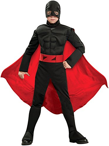 Rubie's Costume Zorro Generation Z Deluxe Child Costume, Medium (Kids Deluxe Zorro Costume)