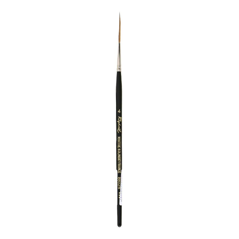 Raphael Kolinsky Sable - Extra Long Rigger - Size 4