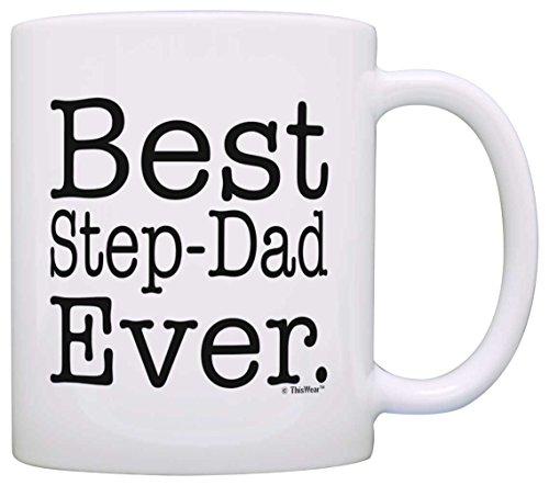 Fathers Step Dad Stepfather Stepdad Coffee