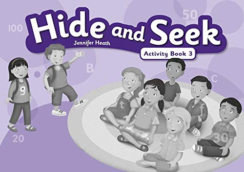 Download Hide and Seek 3: Activity Book with Audio CD ebook