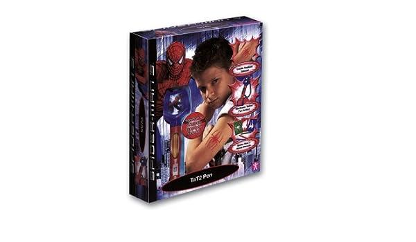 Joker AG 2350 - Tatuajes spiderman: Amazon.es: Juguetes y juegos