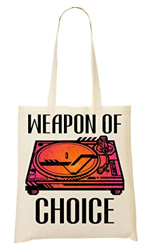 Sac Abdesign À Choise Of Weapon Turntable Fourre tout Provisions xxqSzawI