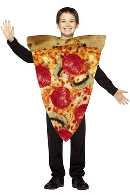 kids pizza halloween costume