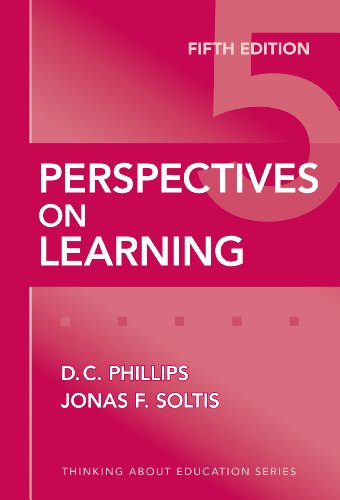 Download Perspectives on Learning, 5th Edition (Thinking About Education Series) Pdf