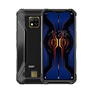 IAO AYD S95 Pro Rugged Phone, 48MP Camera, 8GB+128GB, IP68/IP69K Waterproof Dustproof Shockproof, MIL-STD-810G, 5150mAh Battery, Triple Back Cameras, Face & Fingerprint Identification, 6.3 inch Androi