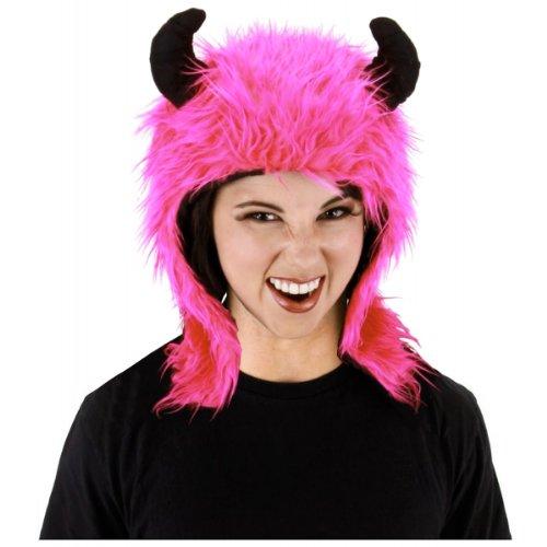 [Minotaur Hoodie Costume Accessory] (Minotaur Horns Costume)
