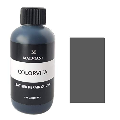 Leather Repair Color - Renew & Restore Scratched and Faded Leather - Furniture, Car Seats, Couch, Shoes, Jacket, Purse, Vinyl - 51 Luxurious Color Choices | Colorvita - 4 oz. Masseto