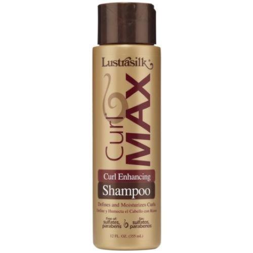 (Lustrasilk Curl Enhancing Hair Care Shampoo, 12 Ounce - 6 per)