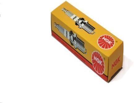 NGK Bougie Pack Pi/èce Unique pour Num/éro Stock 5666 Cuivre ou Core Pi/èce No CR8EH-9