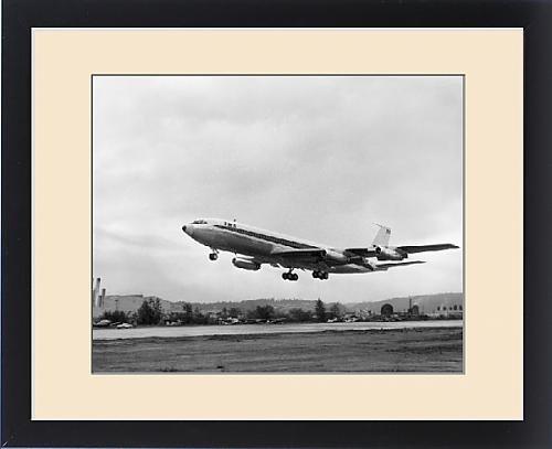 Boeing 707 First Flight - 4