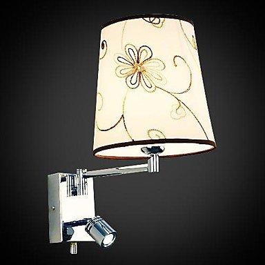 Wandleuchten, ein Licht, Kunst Edelstahl überzug MS-86209-6