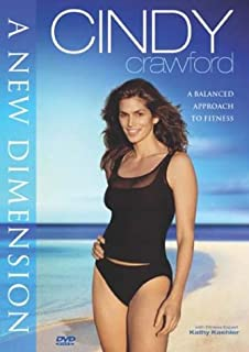 Amazon com: Shape Your Body Workout [VHS]: Cindy Crawford