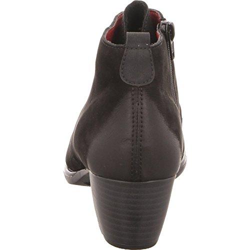 Remonte Black Women's Schwarz Black 02 Nero Boots B1BqwUr