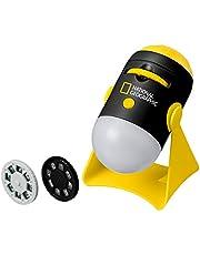 National Geographic 9105600 Mini projector voor het projecteren van 24 beelden over astronomie inclusief geïntegreerd nachtlampje