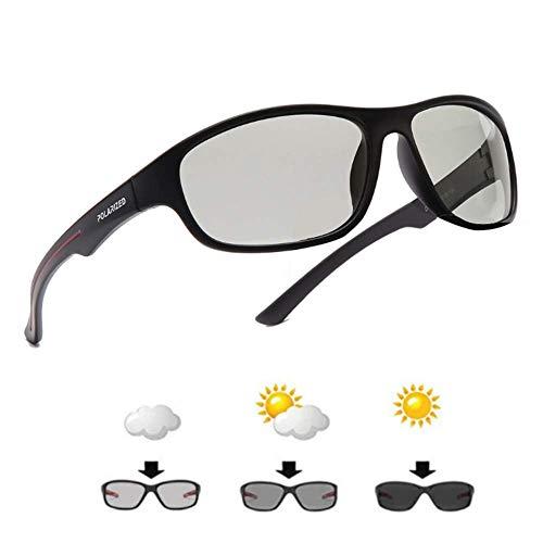 sunglasses restorer Fotochrome fietsbril voor dames en heren, model Six