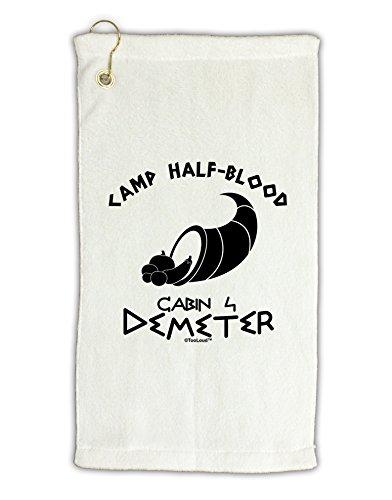 ter Camp Half Blood Micro Terry Gromet Golf Towel 16