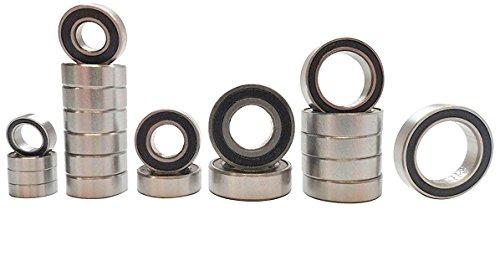 Rubber Bearing Set - 2