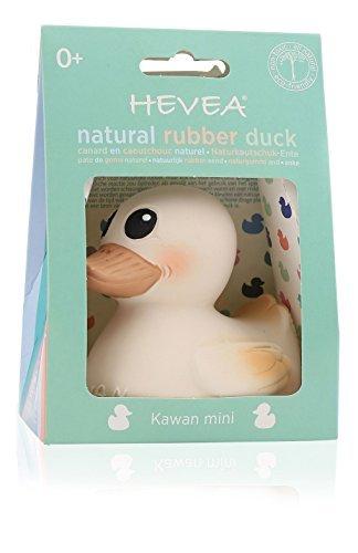 HEVEA Kawan Mini Rubber duck ()