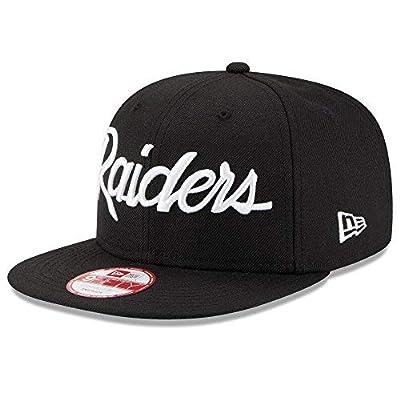 New Era Cap Co. Inc. Men's 11197609, Black, One Size fits All