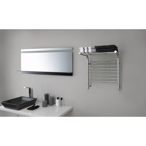 11-Classic Bar Towel Warmer (Brushed Finish) by Amba