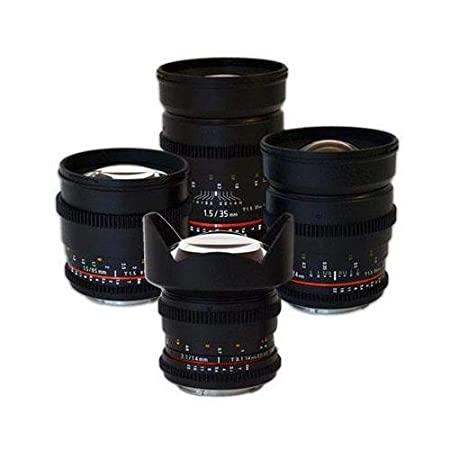 Review Rokinon 4 Cine Lens