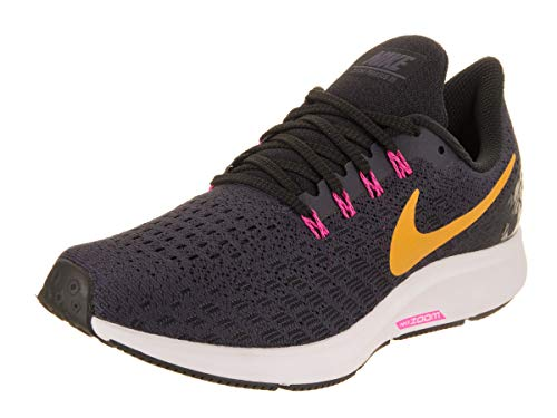 Wmns Gridiron Laser 001 Pink Zoom Pegasus Nike para Multicolor Blast Orange Air Zapatillas Mujer 35 Black dzvnxCOZn