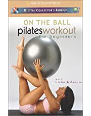 On the Ball Pilates Workout for Beginners [DVD]