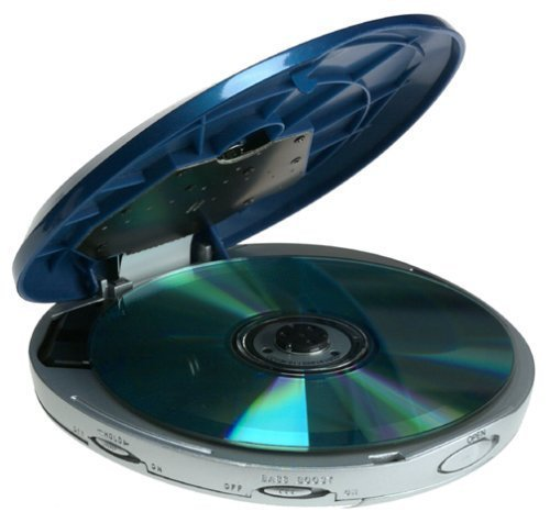 Craig Electronics Intl Ltd. Blue 60 Second Cd-Player by Craig Electronics Intl Ltd. (Image #1)
