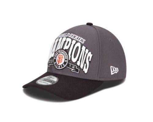 low priced 224f9 17c60 ... denmark mlb san francisco giants world series champions locker room  39thirty cap gray black 712f8 5115d