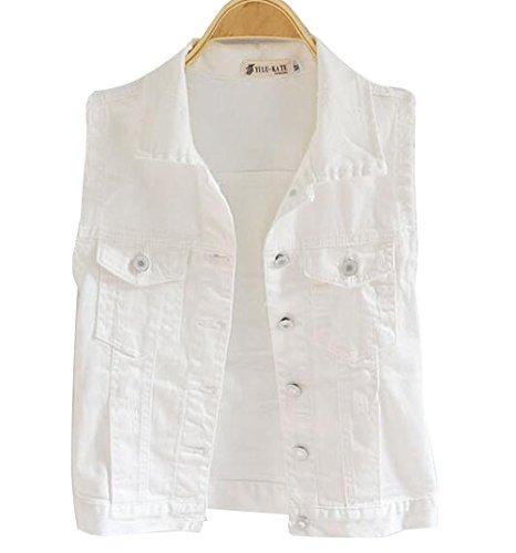Only Faith Summer Sleeveless Jacket