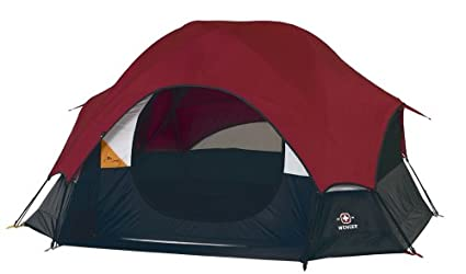 Wenger Geneva I Sport 9-by 9-Foot Four-Person Dome Tent  sc 1 st  Amazon.com & Amazon.com : Wenger Geneva I Sport 9-by 9-Foot Four-Person Dome ...