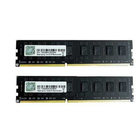 G.Skill NS Series - Memory - 2 x 4 GB