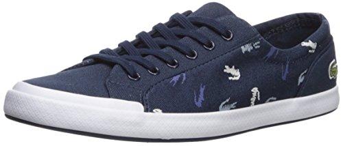 Logo Lacute Womens Lancelle 6 Eye Sneaker Blu Marino