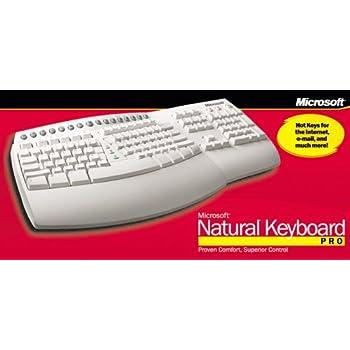Driver: Microsoft Keyboard IntelliType Pro