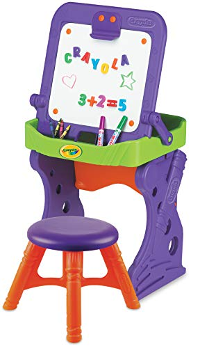 (Crayola My First Art Studio Easel)