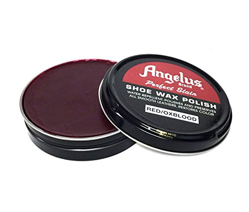 oxblood shoe polish - 2
