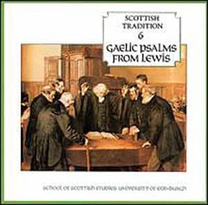 Gaelic Psalms From Lewis Trad