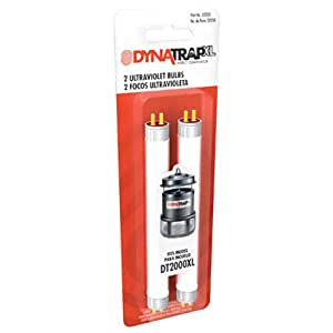 Dynatrap Insect Trap 6 Watt Replacement Bulbs - Set of 2