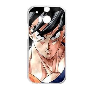 Cartoon Anime Cool White HTC M8 case
