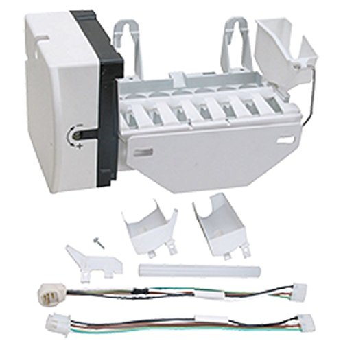 ice maker assembly wr30x10093 - 2