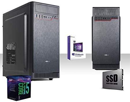 PC DESKTOP COMPLETO INTEL I5-8600 4.3 GHZ 6 CORE 8º GEN ...